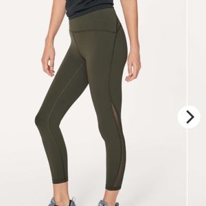 Lululemon Train Times Pant 7/8